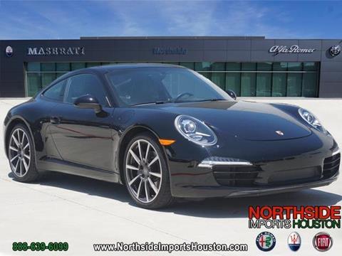 2014 Porsche 911 for sale in Spring, TX