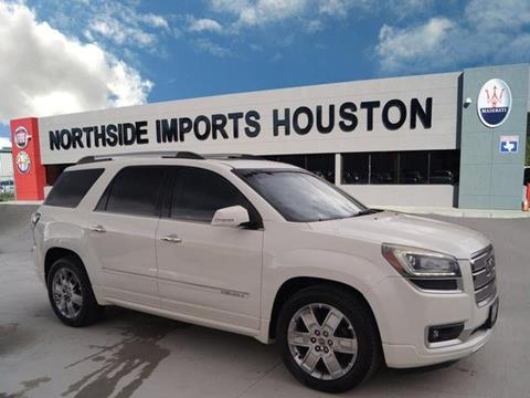 2013 GMC Acadia for sale in Spring, TX