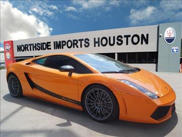 2008 Lamborghini Gallardo for sale in Spring, TX