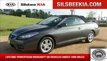 2007 Toyota Camry Solara for sale in Silsbee, TX