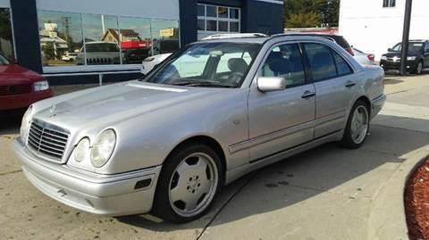 Mercedes Benz For Sale Roseville Mi