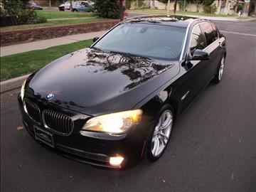 BMW Series For Sale In Minnesota Carsforsalecom - Bmw 2009 7 series for sale