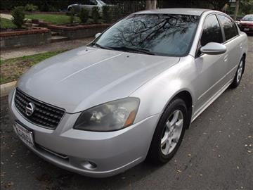 2006 Nissan Altima for sale in North Hollywood, CA