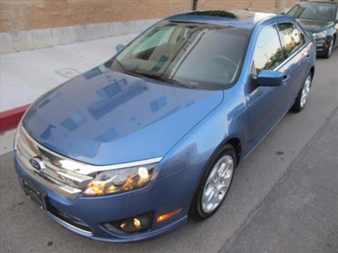 2010 Ford Fusion for sale in North Hollywood, CA