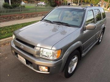 2003 Infiniti QX4 for sale in North Hollywood, CA