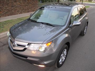 2008 Acura MDX for sale in North Hollywood, CA