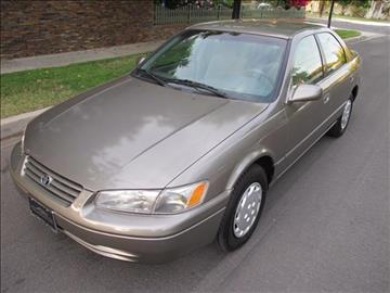 1997 Toyota Camry for sale in North Hollywood, CA