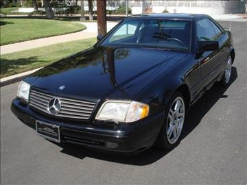 1996 Mercedes-Benz SL-Class for sale in North Hollywood, CA
