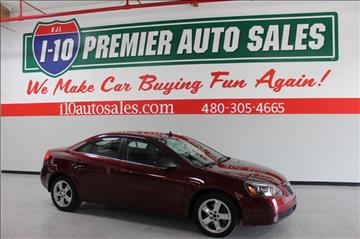 2008 Pontiac G6 for sale in Phoenix, AZ