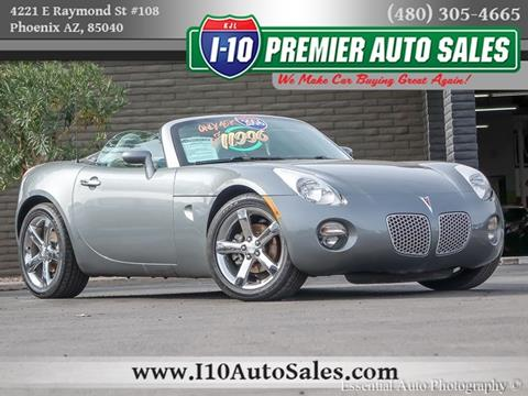 2006 Pontiac Solstice for sale in Phoenix, AZ