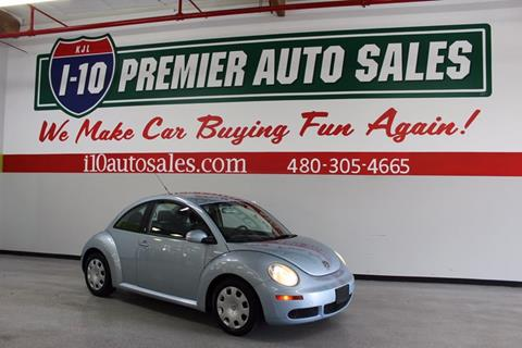 2010 Volkswagen New Beetle for sale in Phoenix, AZ