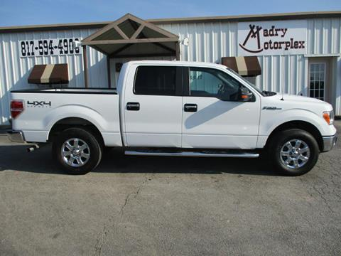 2013 Ford F-150 for sale in Weatherford, TX