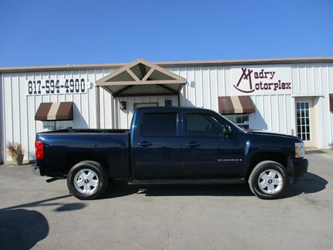 2007 Chevrolet Silverado 1500 for sale in Weatherford, TX