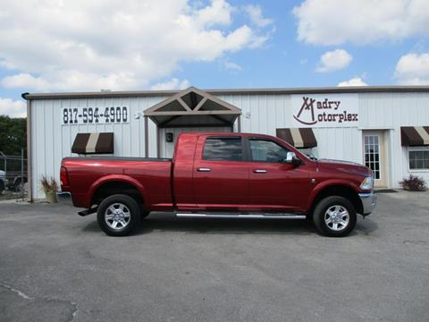 2012 RAM Ram Pickup 2500 for sale in Weatherford, TX
