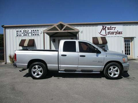2006 Dodge Ram Pickup 1500 for sale in Weatherford, TX