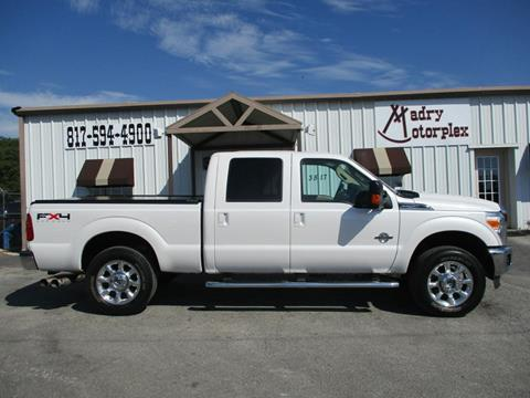 2011 Ford F-250 Super Duty for sale in Weatherford, TX