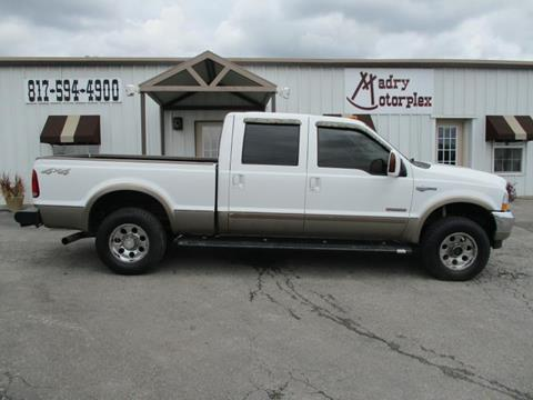 2004 Ford F-250 Super Duty for sale in Weatherford, TX