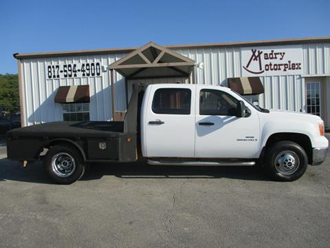 2009 GMC Sierra 3500HD for sale in Weatherford, TX