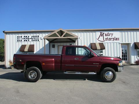 2001 Dodge Ram Pickup 3500 for sale in Weatherford, TX