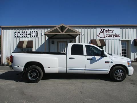 2007 Dodge Ram Pickup 3500 for sale in Weatherford, TX