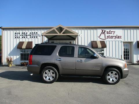 2011 GMC Yukon for sale in Weatherford, TX