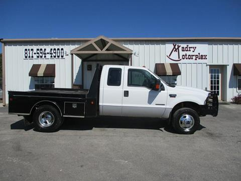 2000 Ford F-350 Super Duty for sale in Weatherford, TX