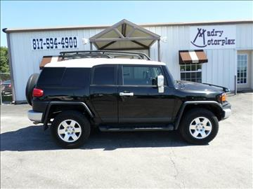 2008 Toyota FJ Cruiser for sale in Weatherford, TX