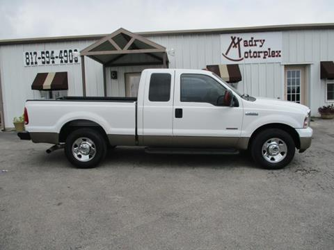 2006 Ford F-250 Super Duty for sale in Weatherford, TX