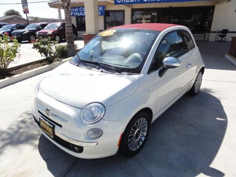 2013 FIAT 500c for sale in Lynwood, CA