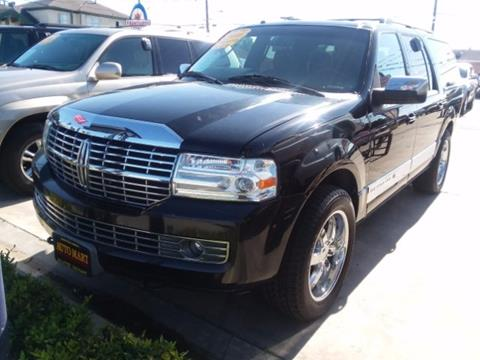 2007 Lincoln Navigator L for sale in Lynwood, CA