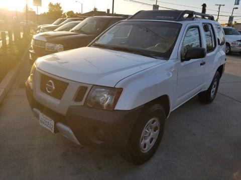 2009 Nissan Xterra for sale in Lynwood, CA