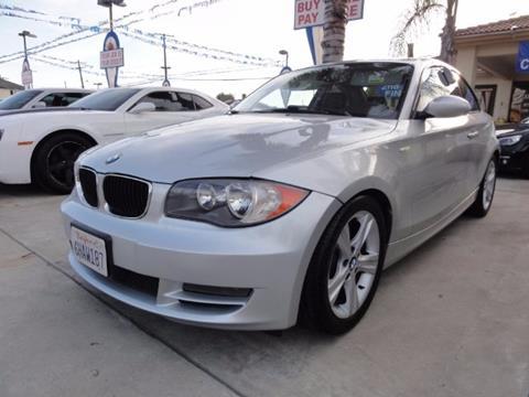2009 BMW 1 Series for sale in Lynwood, CA