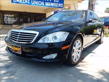 2007 Mercedes-Benz S-Class for sale in Lynwood, CA