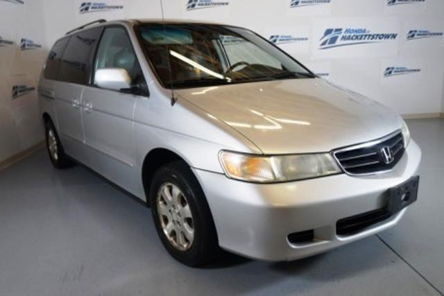 2002 honda odyssey for sale for Honda odyssey for sale nj