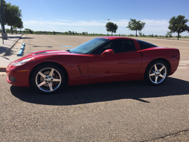 2007 Chevrolet Corvette Base 2dr Coupe - Amarillo TX