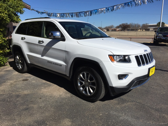 2015 Jeep Grand Cherokee 4x4 Limited 4dr SUV - Amarillo TX