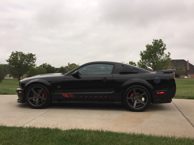 2007 Ford Saleen Mustang  SC281 - Amarillo TX