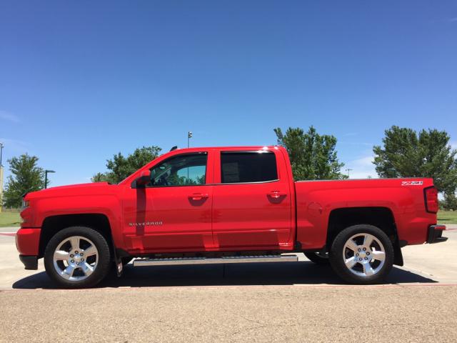 2016 Chevrolet Silverado 1500 4x4 LT 4dr Crew Cab 5.8 ft. SB w/Z71 - Amarillo TX