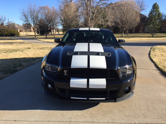 2014 Ford Shelby GT500 Base 2dr Coupe - Amarillo TX