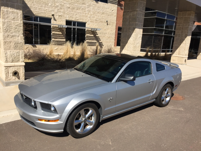 2009 Ford Mustang GT Premium 2dr Coupe - Amarillo TX