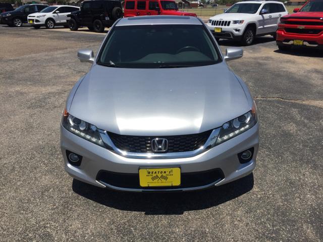 2013 Honda Accord EX-L V6 2dr Coupe 6A - Amarillo TX