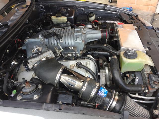 2003 Ford Mustang SVT Cobra SVT Cobra 10th Anniversary 2dr Fastback - Amarillo TX