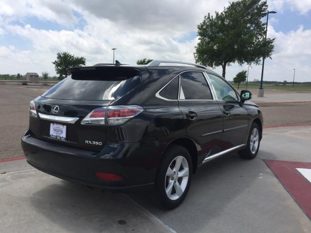 2013 Lexus RX 350 AWD 4dr SUV - Amarillo TX