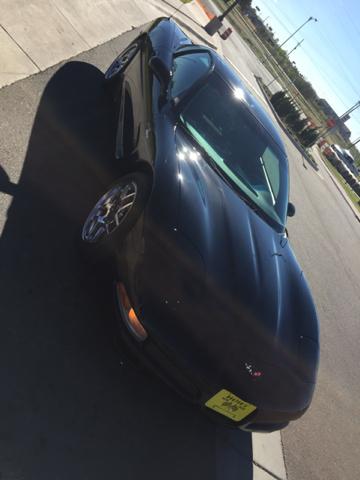 2001 Chevrolet Corvette Z06 2dr Coupe - Amarillo TX