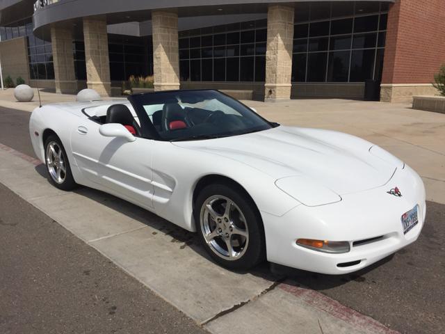 2004 Chevrolet Corvette Base 2dr Convertible - Amarillo TX
