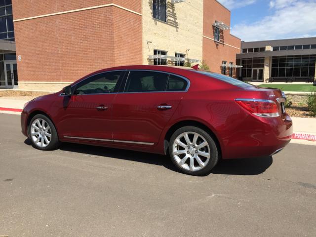 2010 Buick LaCrosse CXS 4dr Sedan - Amarillo TX