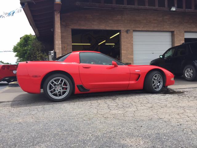 2003 Chevrolet Corvette Z06 2dr Coupe - Amarillo TX