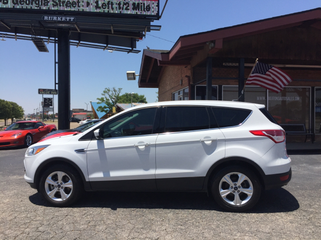 2016 Ford Escape SE 4dr SUV - Amarillo TX