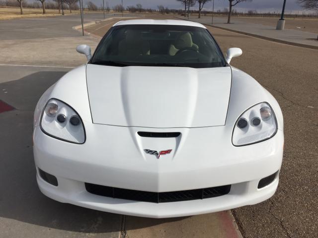 2012 Chevrolet Corvette Z16 Grand Sport 2dr Coupe w/3LT - Amarillo TX