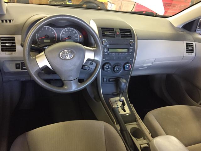 2010 Toyota Corolla LE 4dr Sedan 4A - Amarillo TX